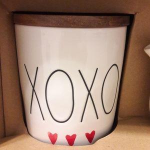 Rae Dunn Other - Rae Dunn XOXO cellar hearts & BE MINE tea pot